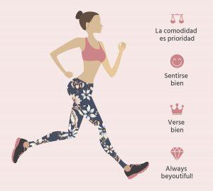 ropa para hacer ejercicio